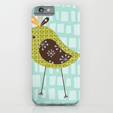 Green Tweetie Bird iPhone 6s Slim Case