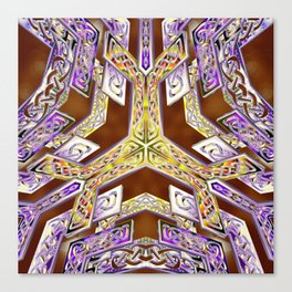 Quantum Legacy Canvas Print