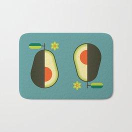 Fruit: Avocado Bath Mat