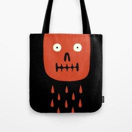 Skull Tote Bag