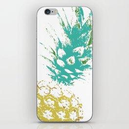 Pinnaple delight iPhone Skin