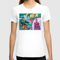 men T-shirts featuring X-Men! by thechrishaley