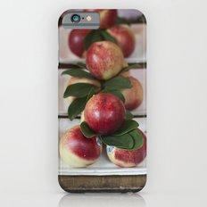 peaches iPhone 6s Slim Case