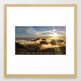 Haleakala   Pamala Ballingham Framed Art Print