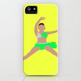 Let's Leap! iPhone Case