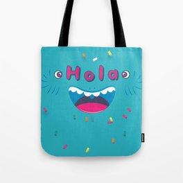 Hola! Tote Bag