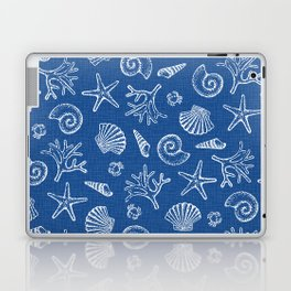 Lovely life on beach Laptop & iPad Skin