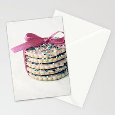 Pink Ribbon Stationery Cards