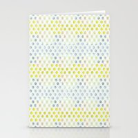 polka dots Stationery Cards featuring Polka dots by Selkiesong