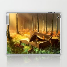 A safe place where you can go Laptop & iPad Skin
