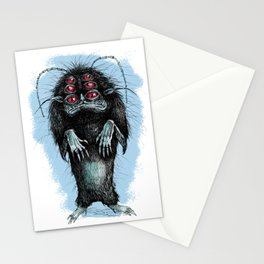 MONSTER IN MY CLOSET Stationery Cards