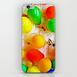 Hit or Miss iPhone Skin