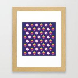 Dotty Mangosteen II - Singapore Tropical Fruits Series Framed Art Print