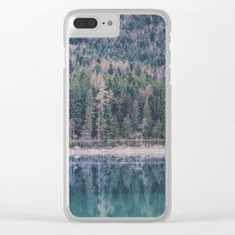 Bavarian Herbst Clear iPhone Case