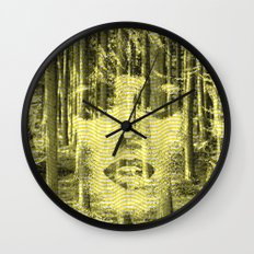 Lifelike. Wall Clock