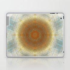 Trendy digital mandala Laptop & iPad Skin