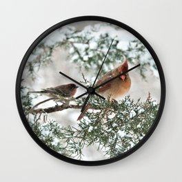 Are You My Mama? Wall Clock