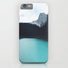 Moody Emerald Lake iPhone 6s Slim Case