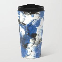 Abstract #17 Travel Mug