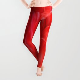 Bes Red Leggings