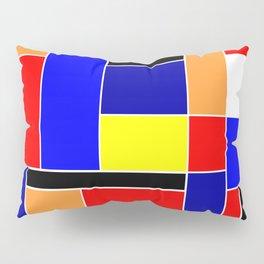 Mondrian #48 Pillow Sham