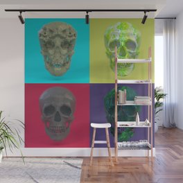 Skull Collection 03 Wall Mural