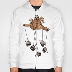 The Five Dancing Skulls Of Doom Hoody
