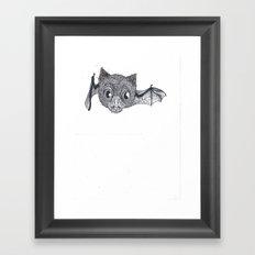 Chauve SouQI Framed Art Print
