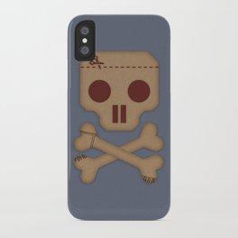 Paper Pirate iPhone Case