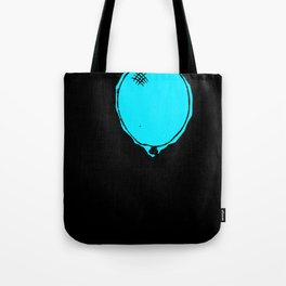 Awkward Balloon Tote Bag