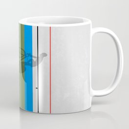 Cycling Sprinter  Coffee Mug