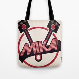 Pistons Tote Bag