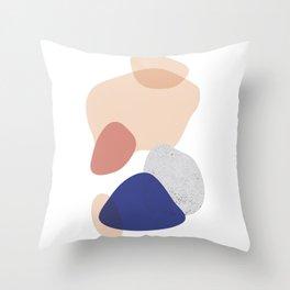 Morning Glory no.1 Throw Pillow