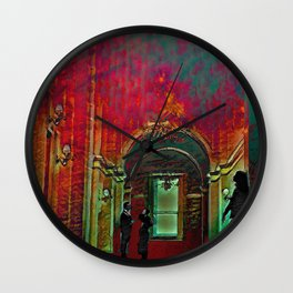 The Crushing Weight of Defeat:  Divide Wall Clock