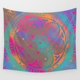 influence Wall Tapestry