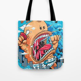 Momma's Boy Tote Bag