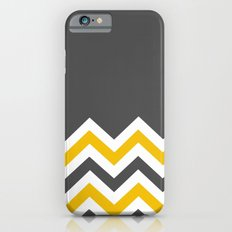 Color Blocked Chevron 14 Slim Case iPhone 6s