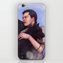 tyler joseph iPhone Skin