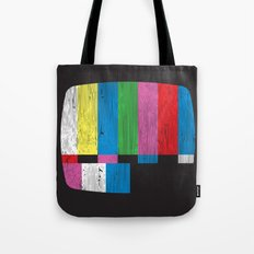 Test Pattern Tote Bag