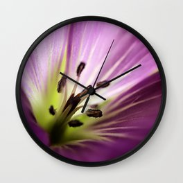 Once Again Tonight Wall Clock