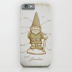 Gnomenclature iPhone 6s Slim Case