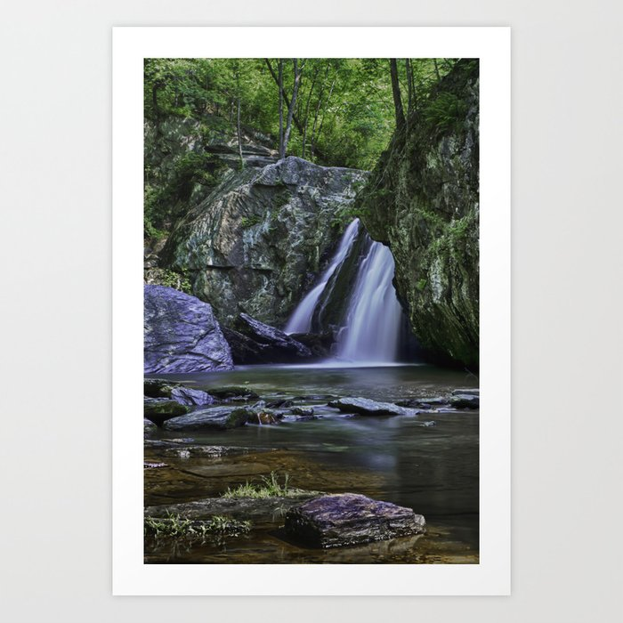 Kilgore Falls Art Print