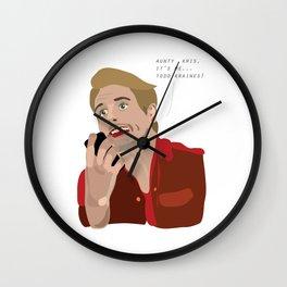 Todd Kraines (Scott Disick) Wall Clock