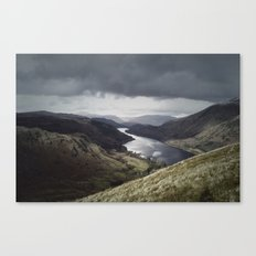 Thirlmere Canvas Print