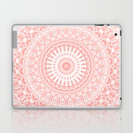 Living Coral Mandala Laptop & iPad Skin