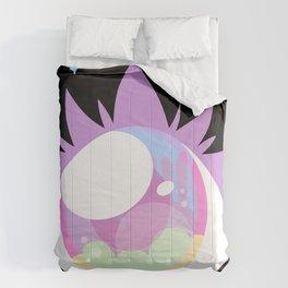 Pastel Cyclops Comforters