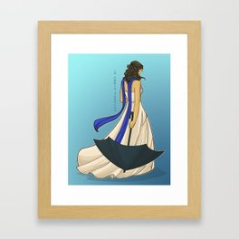 Ready For Anything Framed Art Print