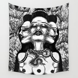 Hecate Wall Tapestry