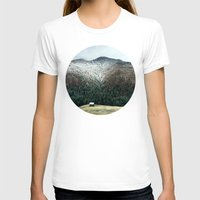 cabin T-shirts featuring Cabin in the woods by Find a Gift Now