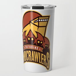 Tatooine SandCrawlers Travel Mug